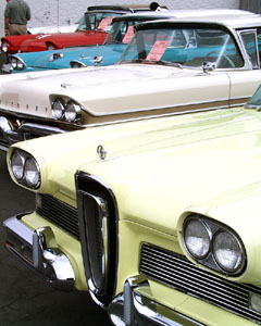 Color and Chrome - Ford Edsel