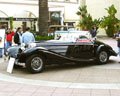 Mercedes-Benz 540 K Special Roadster at Fashion Island