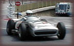 Mercedes-Benz W 196 at the 2nd Historic Grand Prix of Monaco