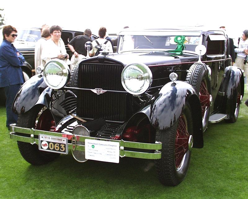 Buy 1929 Stutz Black Hawk L6 Sedan For Sale Print Car 75625