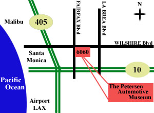 Map to the Petersen