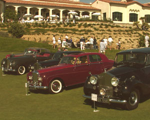 Rolls-Royce and Bentley at Palos Verdes Concours d'Elegance