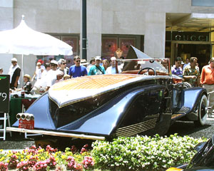 Concours on Rodeo 2000 - Rolls-Royce Silver Ghost Boattail