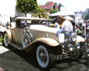 Concours on Rodeo 2000 - Stutz DV 32 Roadster