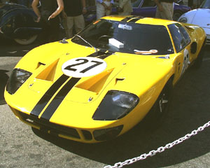 Concours on Rodeo 2000 - Ford GT40