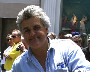 Concours on Rodeo 2000 - Jay Leno