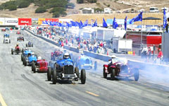 Race 2A at the Monterey Historic Automobile Races 2001