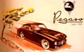 Classic Cars - 50th Anniversary of the Pegaso