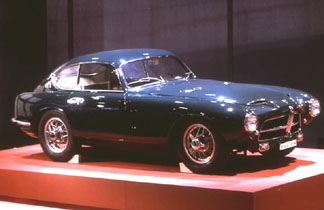 1953 Pegaso Berlinetta Touring