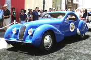 Concours on Rodeo 2001 - 1938 Talbot-Lago Teardrop