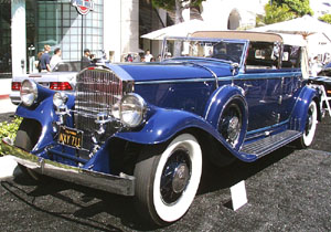 Concours on Rodeo 2001 - 1931 Pierce-Arrow 41