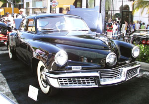 Concours on Rodeo 2001 - 1948 Tucker Torpedo