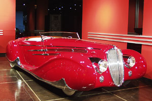 Million Dollar Cars at the Petersen Automotive Museum - 1939 Mercedes-Benz W154 / M163 Grand Prix