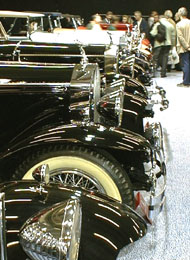 Retromobile 2002 - Rolls-Royce at Christies