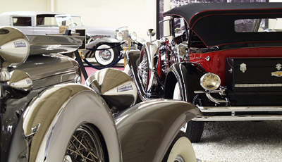 The Imperial Palace Auto Collection - The Duesenberg Collection