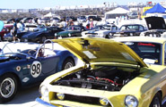 Classic Speed Festival, Coronado - Shelby Mustang